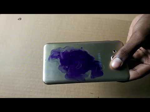 how to remove ink stain on mobile phone[easy and effective]