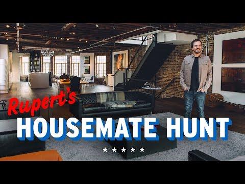 Rupert's Housemate Hunt   New York