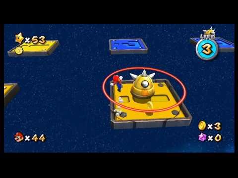 Super Mario Galaxy 2 - An old custom level