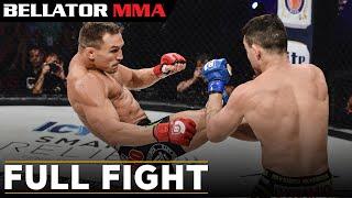 Bellator MMA: Michael Chandler vs. Patricky Pitbull FULL FIGHT