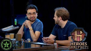 Heroes & Halfwits - The Mechs Generation - Episode 9: Dinosaurs With Guns: Part III
