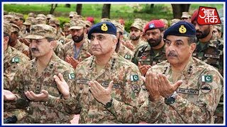 Pakistani Army Chief Offers Eid Prayer With Troops At LoC