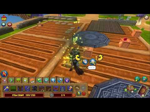 Wizard101 Guide to Gardening Perfection - Part 3 - Soil Placement