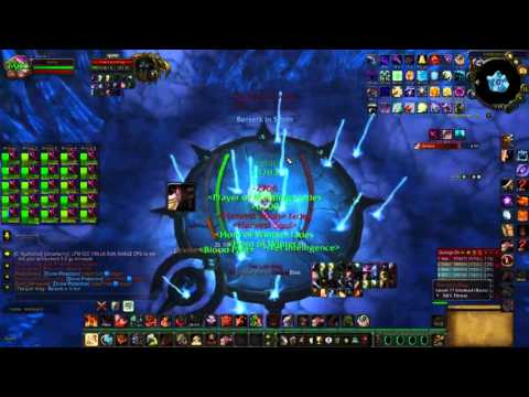 Shadow Infusion vs Lich King 03.11.2015 3:25 sec for Berserk