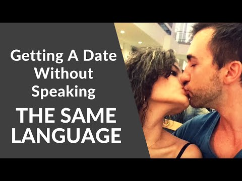 Getting A Date Without Speaking The Same Language [Infield Footage]