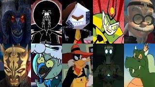 Defeats of My Favorite Cartoon Villains Part 4