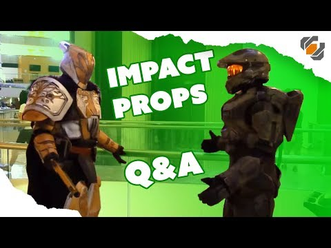 Prop: Live - Q&A with Brad from Impact Props - 10/12/2017