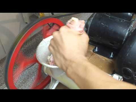 DIY Meat Grinder
