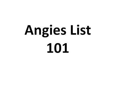 Angies List for small business
