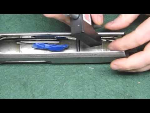 DIY Remington 870 Shell latch Staking
