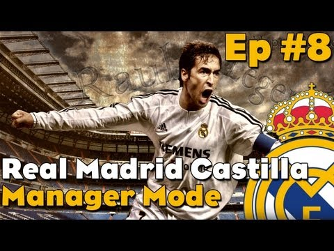 Fifa Manager Mode - Fifa 13 | Ep #8 - Chemistry Rising