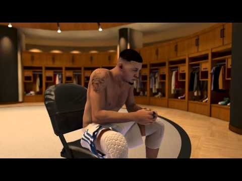 NBA 2K15 gatorade endorsement