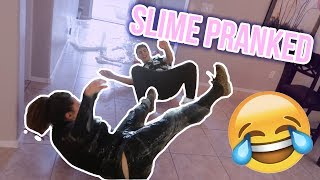 HUGE SLIME PACKAGE REVIEW FROM THE NAVALUA FAMILY // TNFSLIM