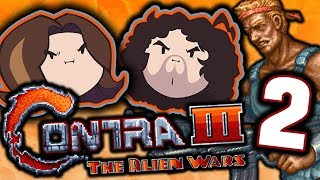 Contra 3: Dumb Bug Things - PART 2 - Game Grumps