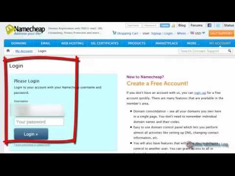 How to point your domain name from NameCheap to HostGator (Web Prep 3 of 5)