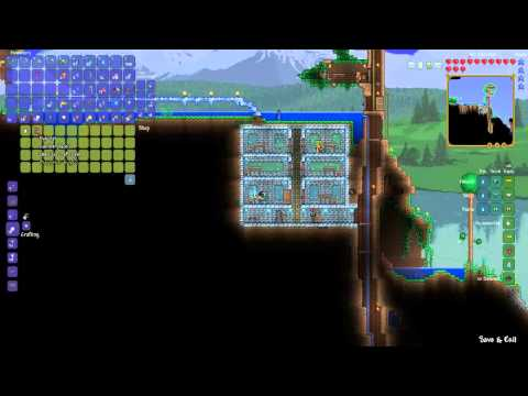 Terraria 1.2 Tutorial: How to make dyes