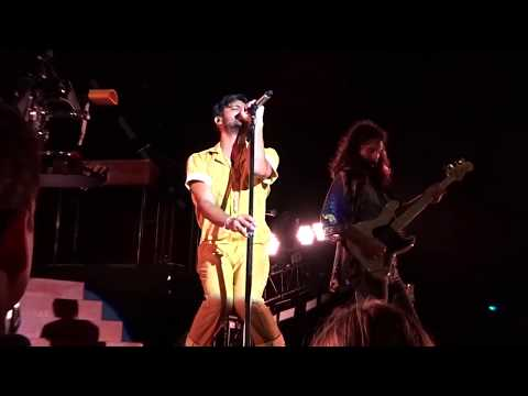 Young The Giant - Home Of The Strange - Boston, MA - 09-14-2017