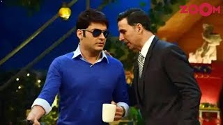 Akshay Sharma makes a SPECIAL request to Kapil Sharma for the promotion of Housefull 4
