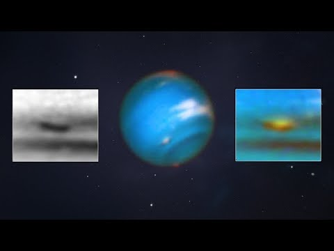 Hubble Watches Neptune's Dark Storm Die