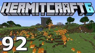Minecraft Hermitcraft Season 6 Ep  98- Return to War