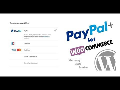 How to Accept Payments in WordPress with PayPal 2017 ONLINE STORE!