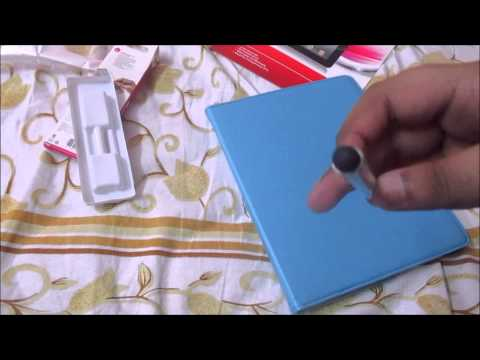 DMG 360degree Rotating case for ipad 2 Unboxing & Review