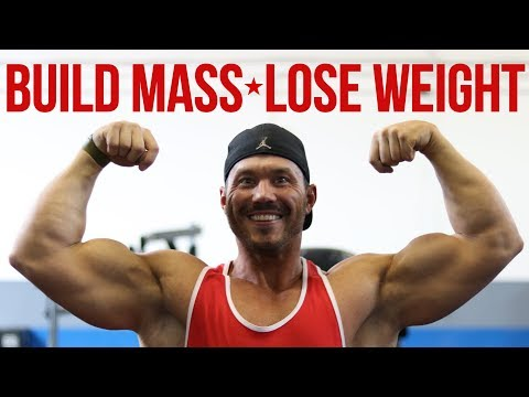 How to Build LEAN Muscle Mass & Lose Fat like a PRO!