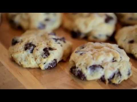 How to Make BEST EASY & HEALTHY Chocolate Chip Cookies at HOME  (MUST WATCH)