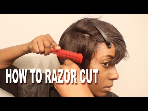 How to Razor Cut a Short Wig Detroit Style + Wig Sale Announcement| BEAUTYCUTRIGHT