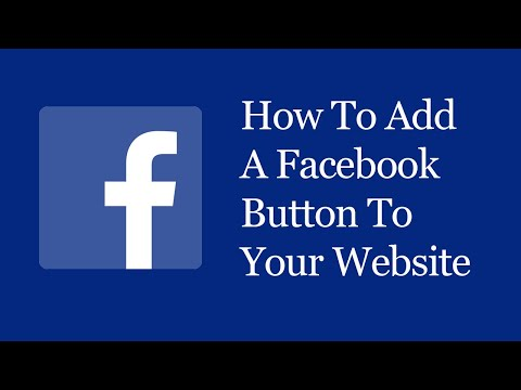 How To Add A Facebook Follow Button To Your Website
