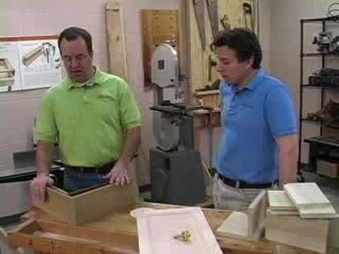 Woodworking Joinery Basics
