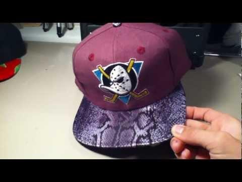 Custom Just Don Inspired Mighty Ducks Snapback/Strapback [ProfessorSnapp]