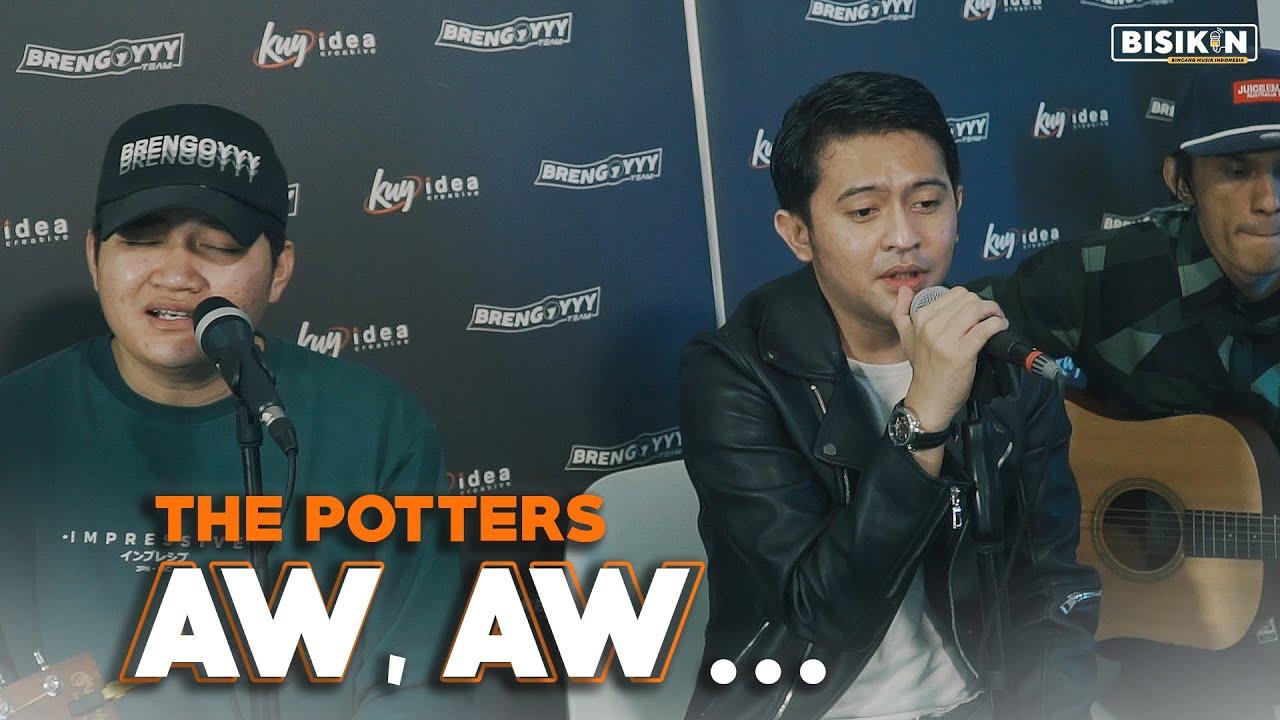 Download Aw Aw - The Potters Ft. Angga Candra (KOLABORASI) MP3 Gratis