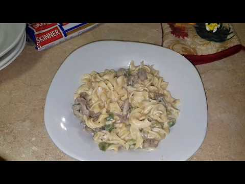 How to make Beef Cubes with Alfredo Sauce