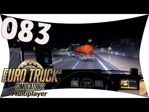 LETS PLAY: ETS 2 - MULTIPLAYER: #083 Convoy, DayZ, Steam - Gesprächsthema | Euro Truck Simulator 2