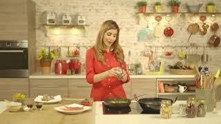 Orange Peel Beef: MAGGI® Recipe وصفات ماجي: لحم العجل مع برش البرتقال