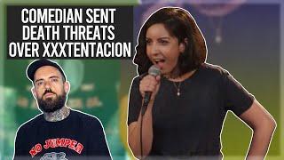 XXXtentacion Disrespected by Comedian - My Reaction