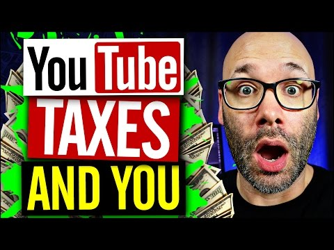 Should You Pay Taxes On YouTube Money | YouTube Taxes Explained