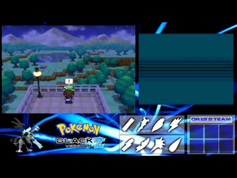 Pokemon Black 2 Walkthrough Ep. 1