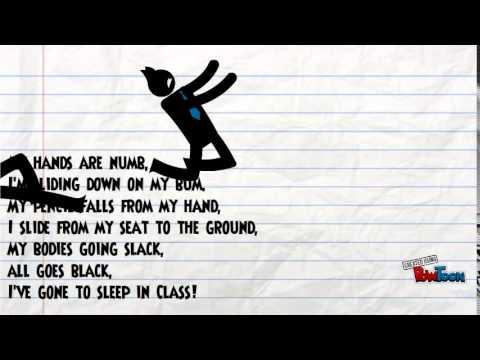 Falling Asleep in Class by Eliot