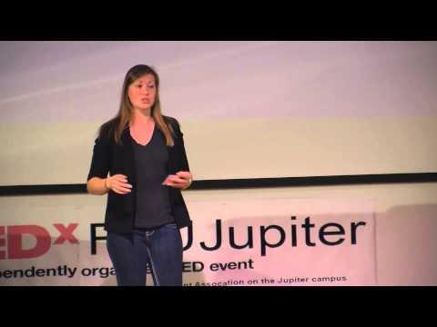 Sustainable Seafood and You | Sara Thomas | TEDxFAUJupiter