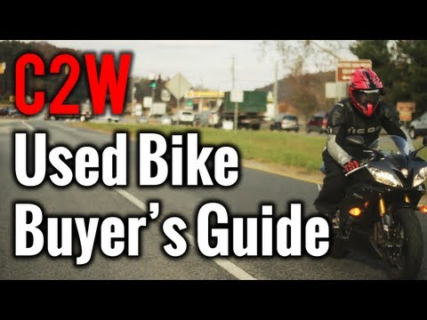 Used Motorcycle Buyers Guide