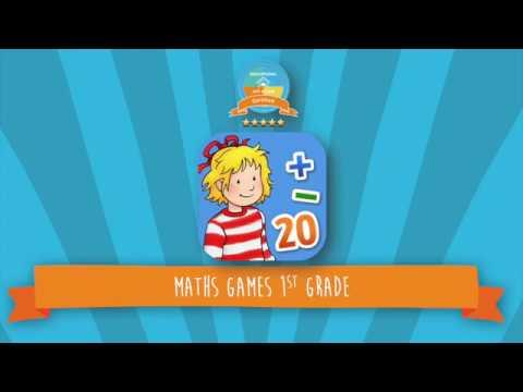 Maths Games 1st Grade | App Review