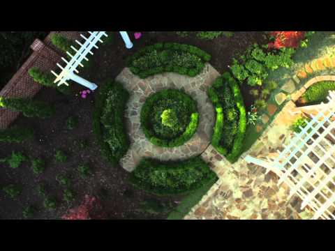 Garden Lighting Ideas from Outdoor Lighting Perspectives