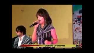 "Sonia Sharma (Singer & Fire Performer) Live Song ""Jugni """