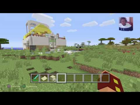 Joining Random Minecraft Worlds