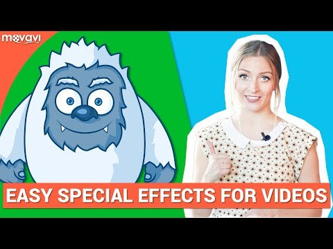 How to make a video with special effects - Part 2: Greenscreen