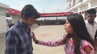 Sanskriti University spark 2019 short movie by B.Tech 1st years    Respect women   