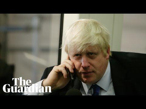 Boris Johnson pranked in phone call by Russian posing as Armenian PM