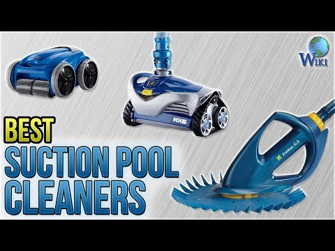 10 Best Suction Pool Cleaners 2018